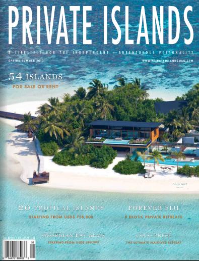 Private Islandsfpage